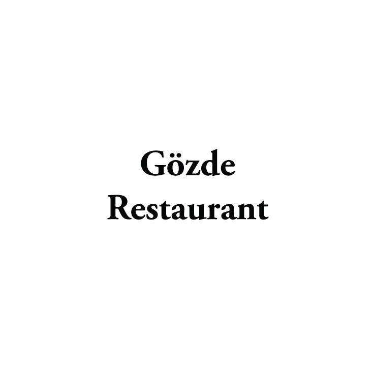 GozdeRestaurant