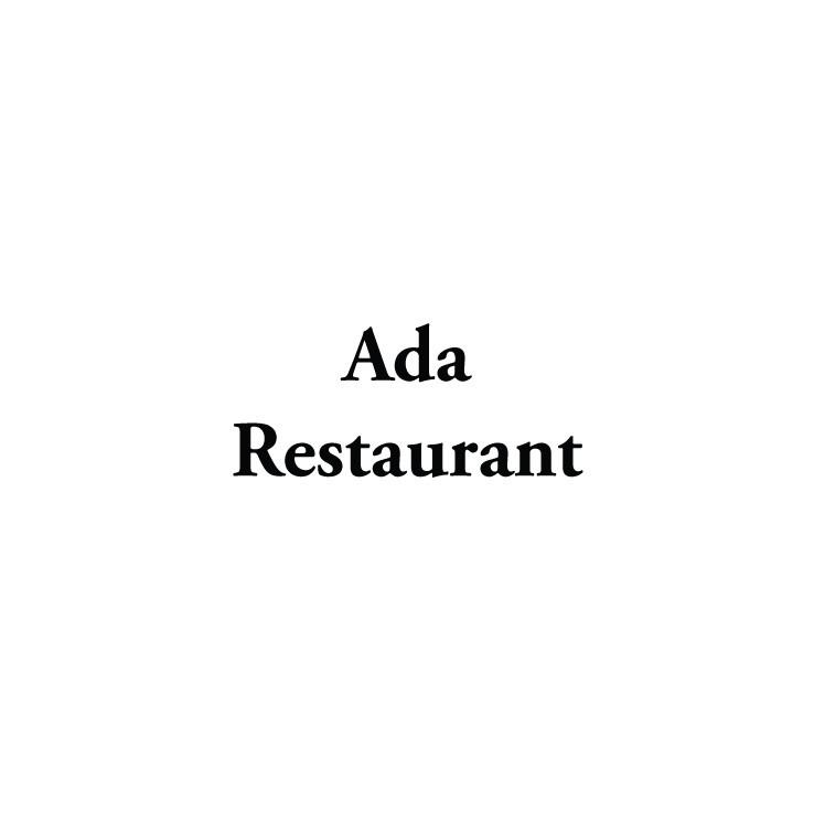 AdaRestaurant